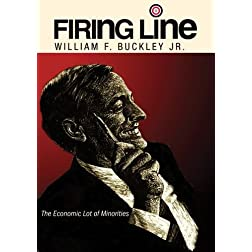 Firing Line with William F. Buckley Jr. &quot;The Economic Lot of Minorities&quot;