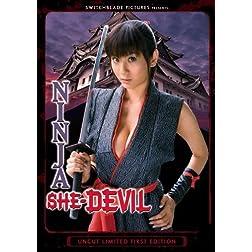 Ninja She Devil