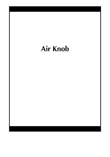 Air Knob