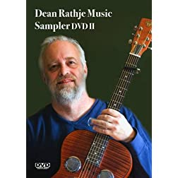 Dean Rathje DVD Music Sampler II