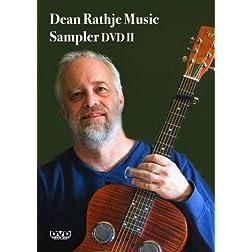 Dean Rathje DVD Music Sampler II