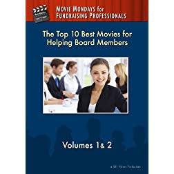 The Top 10 Best Movies for Helping Board Members - Volumes 1 & 2