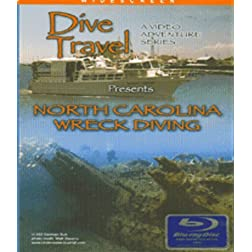 Dive Travel: North Carolina [Blu-ray]