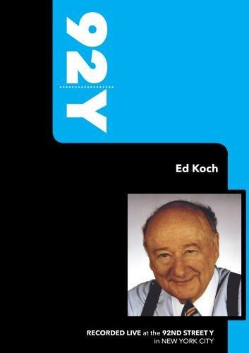 92Y-Ed Koch (February 19, 2007)