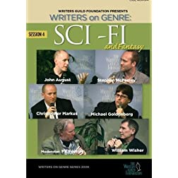 Writers on Genre: Sci-Fi and Fantasy