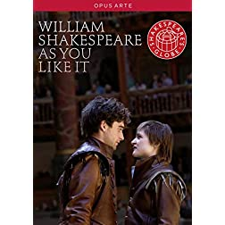 William Shakespeare: As You Like It (Recorded live at Shakespeare's Globe Theatre)