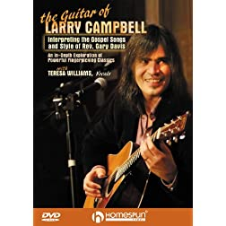 The Guitar of Larry Campbell