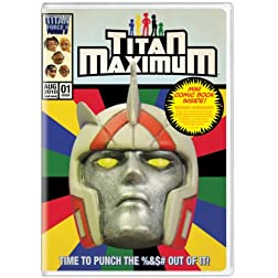 Titan Maximum: Season One