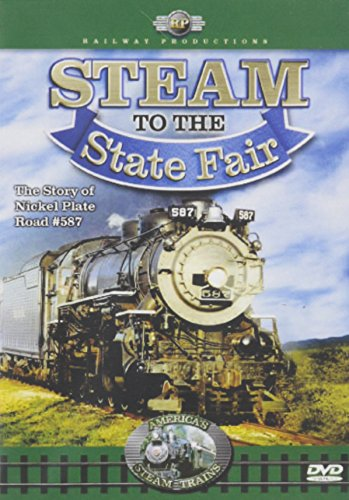Steam to the State Fair