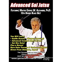 Advanced Sai Jutsu