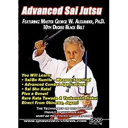 Advanced Sai Jutsu