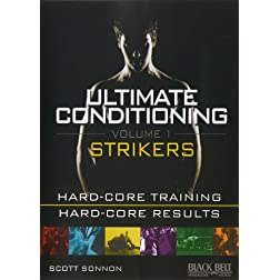ULTIMATE CONDITIONING VOL. 1: STRIKER FIGHTING WORKOUT with Scott Sonnon