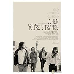 When You're Strange: A Film about The Doors [Blu-ray]