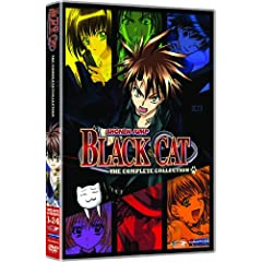 Black Cat: The Viridian Collection