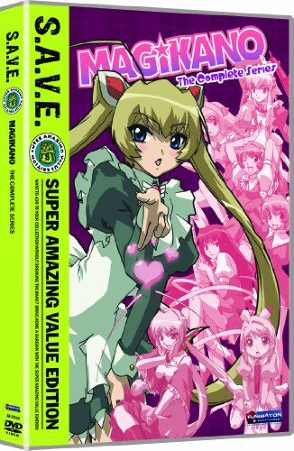 Magikano: The Complete Series S.A.V.E.