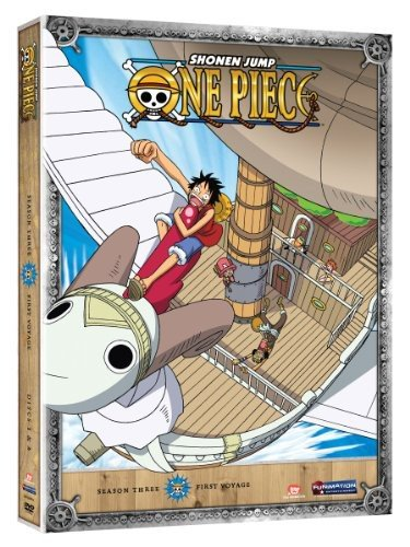 One Piece: Season Three, First Voyage