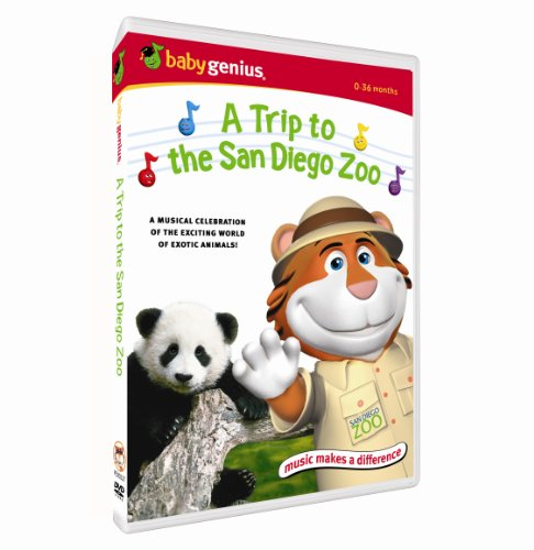 Baby Genius: Trip to San Diego Zoo