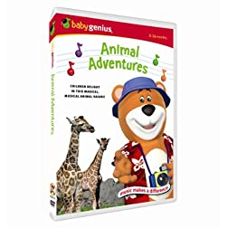 Baby Genius: Animal Adventure