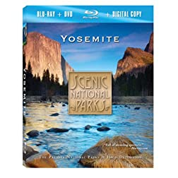 Scenic National Parks: Yosemite Combo Pack [Blu-ray]