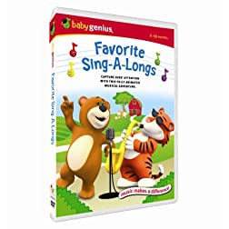Baby Genius: Favorite Sing-A-Longs