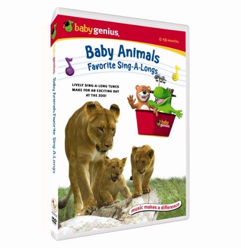 Baby Genius: Baby Animals Favorite Sing-A-Longs