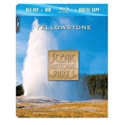 Scenic National Parks: Yellowstone Combo Pack [Blu-ray]