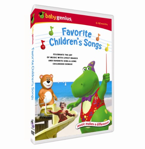 Baby Genius: Favorite Children's Songs