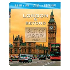 Best of Europe: London & Beyond Combo Pack [Blu-ray]