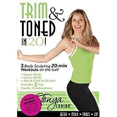 Trim & Toned in 20 with Tonya Larson