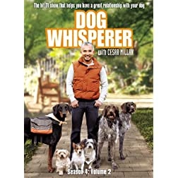 Dog Whisperer With Cesar Millan: Season 4 V.2