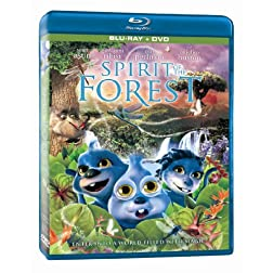 Spirit of the Forest (W/Dvd) [Blu-ray]