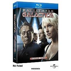 Battlestar Galactica: Season Three [Blu-ray]