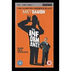 The Informant! [UMD for PSP]