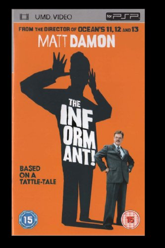 The Informant! [UMD for PSP]
