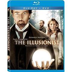 The Illusionist [Blu-ray]