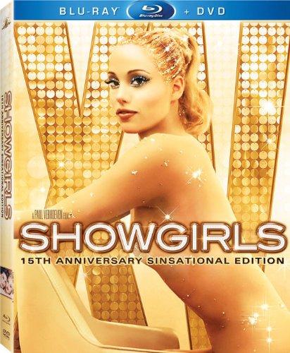 Showgirls (15th Anniversary Sinsational Edition) [Blu-ray]
