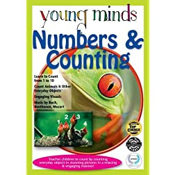 Young Minds: Numbers & Counting