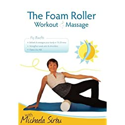 The Foam Roller, Workout & Massage