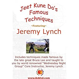 Jeet Kune Do's Famous Techniques