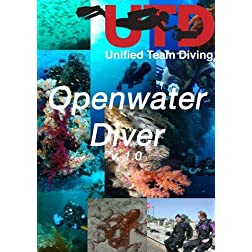Unified Team Diving Openwater Diver DVD