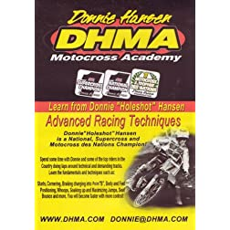 Donnie Hansen Motocross Academy: Advanced Racing Techniques