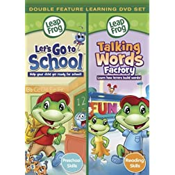 LeapFrog: Let's Go to School / Talking Words Factory