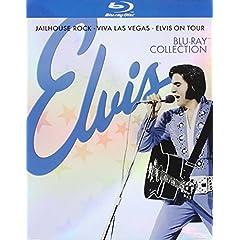 Elvis: Blu-ray Collection (Jailhouse Rock / Viva Las Vegas / Elvis on Tour) [Blu-ray]