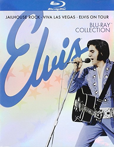 Elvis: Blu-ray Collection (Jailhouse Rock / Viva Las Vegas / Elvis on Tour) [Blu-ray]