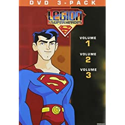 Legion of the Superheroes 1-3 (3pc) (Std 3pk)