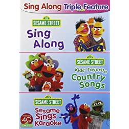 Sing Along Fun Pack (3pc)