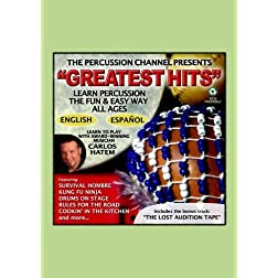 "Percussion Channel Presents ""GREATEST HITS"""