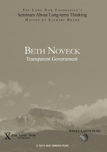 Beth Noveck: Transparent Government