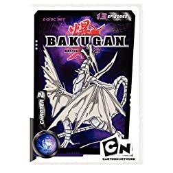Bakugan Battle Brawlers, Chapter 2
