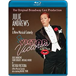 Victor Victoria (1995 Broadway Production) [Blu-ray]